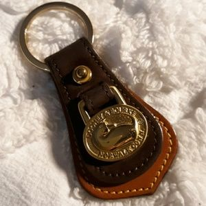 Dooney & Burke Key Chain